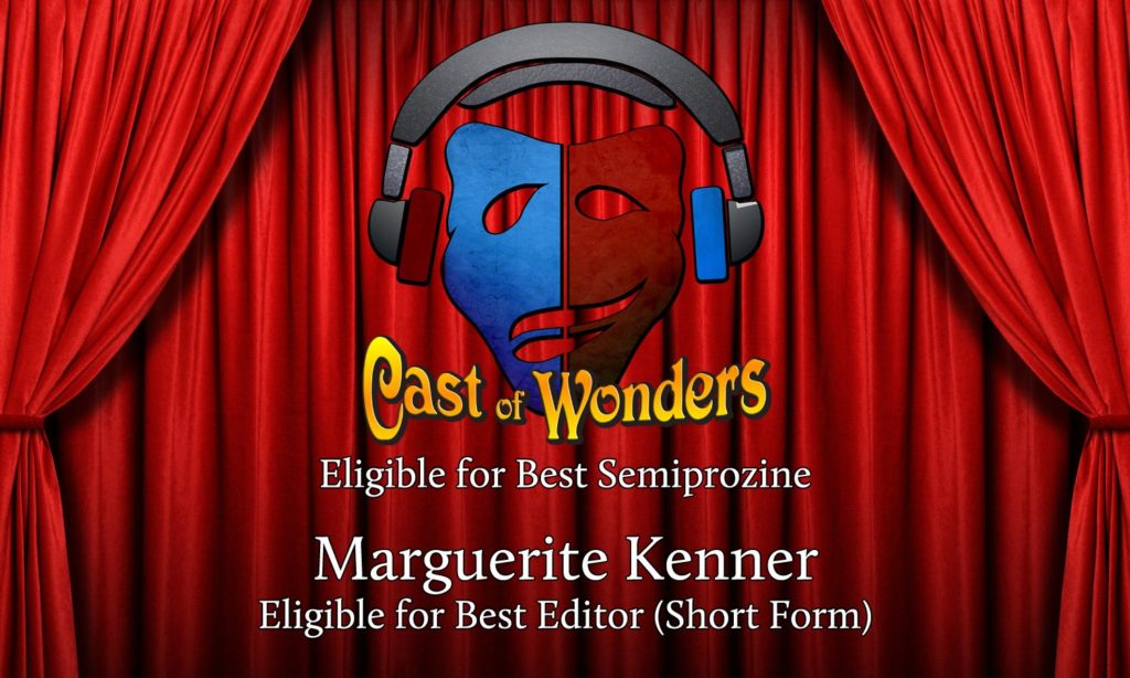 Cast of Wonders 2018 award eligibility