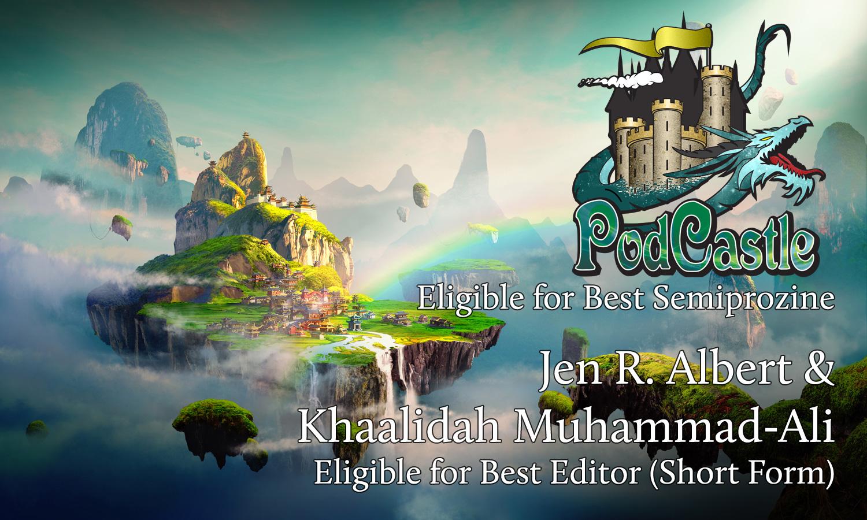 PodCastle 2018 award eligibility