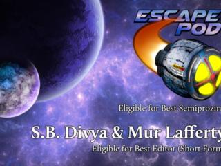 Escape Pod 2019 eligibility