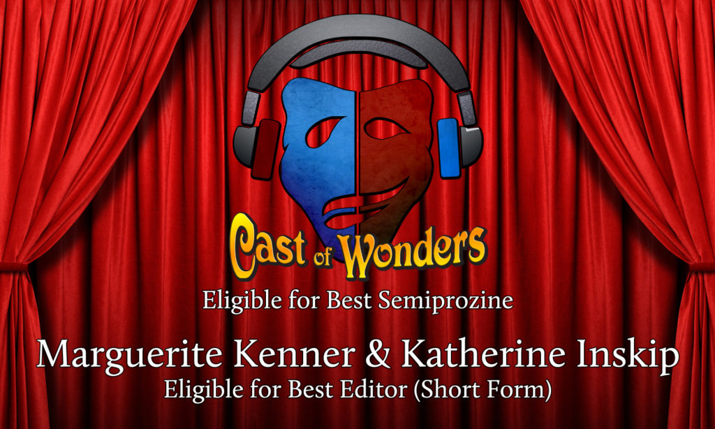 Cast of Wonders 2020 eligibility