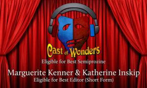 Cast of Wonders 2020 eligibility
