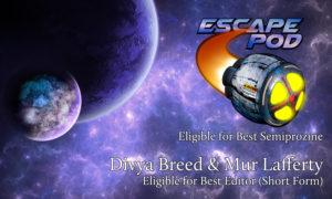 Escape Pod 2020 eligibility